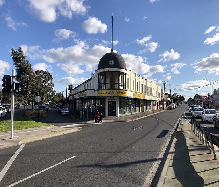337 Barkly Street Footscray Vic 3011(Close to Williamstown, Footscray & Keilor Cemeteries)